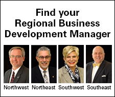 Regional business development managers