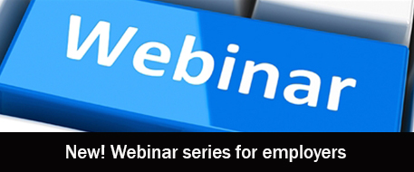 Employer webinars