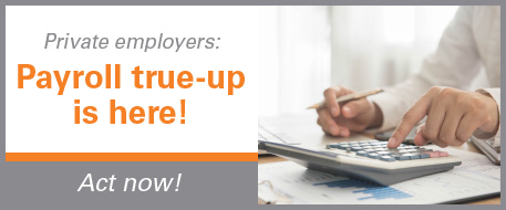 Payroll true-up time